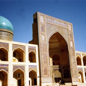 Střední a jižní Asie